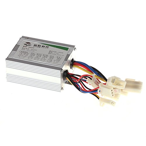 Generic Scooter Electric Bike Brush Speed Controller 24V 350W