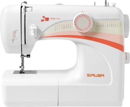 Siruba HSM-2721 Basic Type Sewing Machine