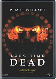 Cover of &quot;Long Time Dead&quot;