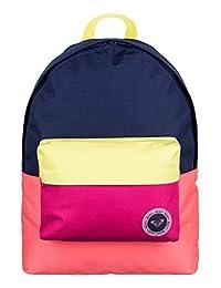 Roxy 16 Liters Multi-Colour Casual Backpack (ERJBP03080)
