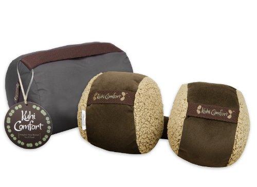 Kuhi Comfort Cuddle Fur Travel Pillow