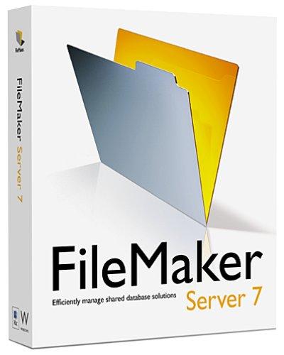 Filemaker Server 7.0 (PC & Mac)