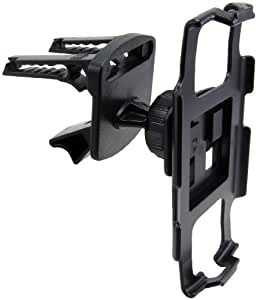 Arkon Removable Air Vent Mount with Swivel Ball Adjustment for BlackBerry Storm - Black