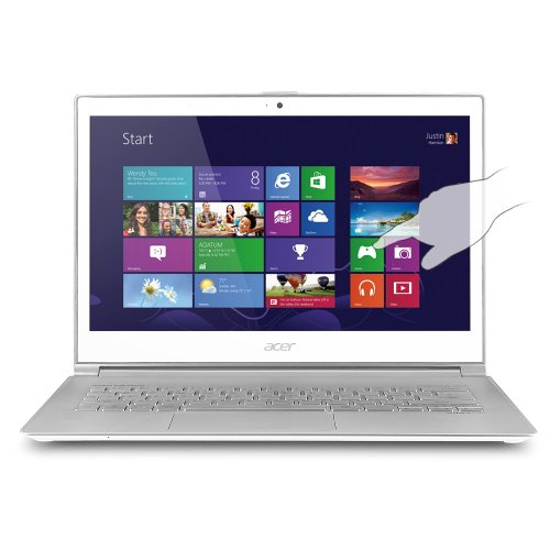 Acer Aspire S7-391-9427 13.3-Inch Touchscreen Ultrabook (White)
