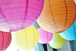 Paper lanterns 14