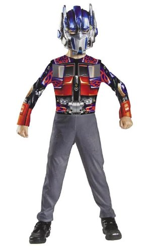 Transformers Optimus Prime Basic Child Costume Small Size