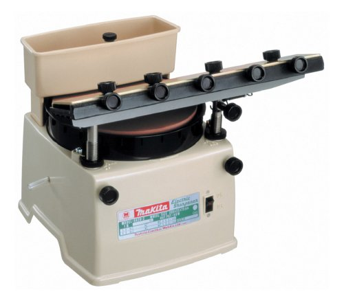 Makita 9820-2 1.1 amp Horizontal Wheel Wet Blade Sharpener (Makita Wet Saw compare prices)