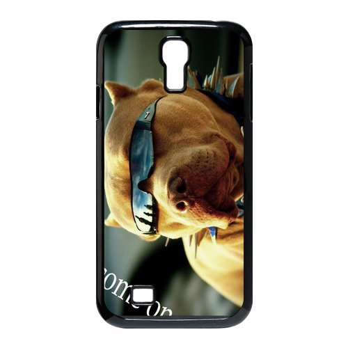 Generic Cell Phones Cover For Samsung Galaxy S4 Case I9500 Cute Dog Portrait Dogs Little Brown Dachshund Greedy Pug Shiba Inu Poodle White Labrador Chihuahua Dog Puppy - Protective Designer Custom Made Hard Snap On Phone Cases front-873606