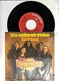 Spektrum - Was Wollen Wir Trinken / Spartacus - Telefunken - 6.13326 AC