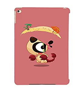 EPICCASE Beach cool Mobile Back Case Cover For Apple Ipad Air (Designer Case)