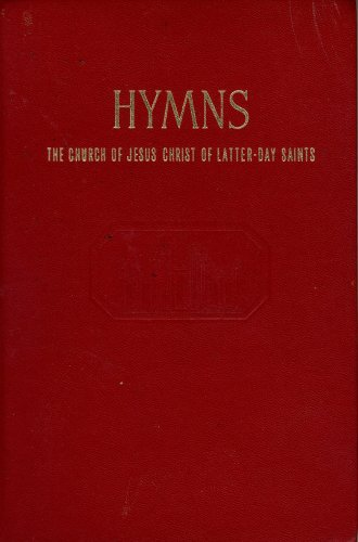 Hymns -- The Church of Jesus Christ of Latter-Day Saints, Hymn Books