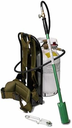 Review Of Red Dragon BP 223 C 100,000 BTU Weed Dragon Back Pack Propane Vapor Torch Kit