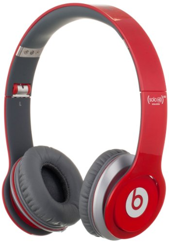 beats by dr.dre beats solo HD headphones Red On'iya BT ON SOLOHD RED (Japan Import)