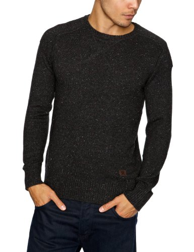 Firetrap Jolt Men's Jumper Spacenep XX-Large