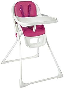Mamas & Papas Pixi Folding Highchair (Raspberry)