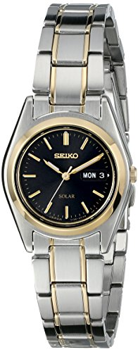 Seiko Women's SUT110 Two-Tone Stainless Steel Watch