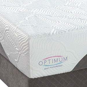 Amazon Queen Sealy Optimum Latex Meadowcrest Mattress