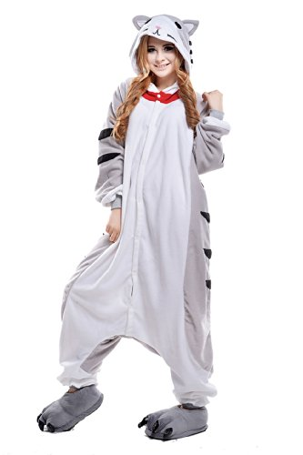 Cat Onesie For Adults front-1074439