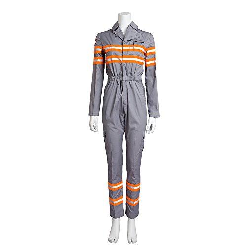 MLYX  (Orange Jumpsuit Womens Costume)