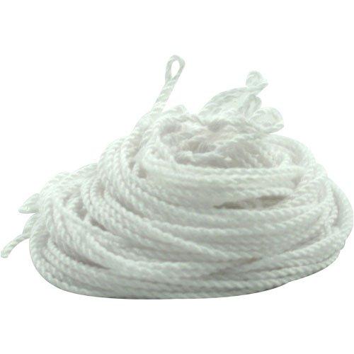 Yo-Yo Strings - Ten (10) Pack of 100% Poly YoYo String - White - 1