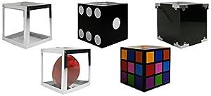 MMS Magic Crystal Cube 4 by Tora Magic - Trick
