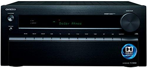 Onkyo TX NR838 7 2 Ch Dolby Atmos Ready Network A V