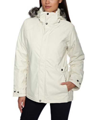 Berghaus Mid Parka Insulated Women's Jacket - Pale Stone, Size 14