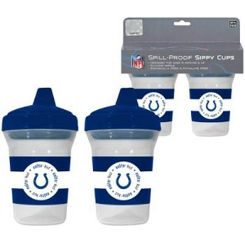 NFL Indianapolis Colts 2 Pack Sippy Cup