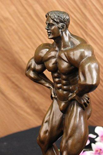 HandmadeEuropean-Bronze-Sculpture-Original-Muscular-Nude-Male-Standing1X-DS-488Statues-Figurine-Figurines-Nude-Office-Home-Dcor-Collectibles-Deal-Gifts