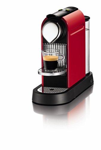 Nespresso CitiZ C110 Espresso Maker, Red