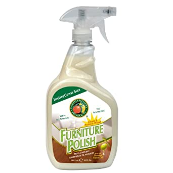 Earth Friendly Products Proline PL9731/32 Furniture Polish and Conditioner, 32 oz Trigger Spray (Case of 12)