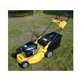 Petrol Rotary Mower 4.5HP Self Propelled 48cm