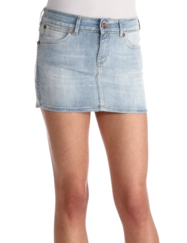 Wrangler Lani Mini Women's Skirt Vintage Creased