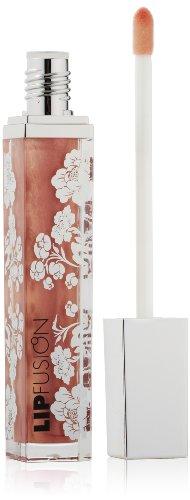 best lip plumper FusionBeauty LipFusion Micro-Injected Collagen Lip Plump Color Shine, Objects Of Desire, 24K