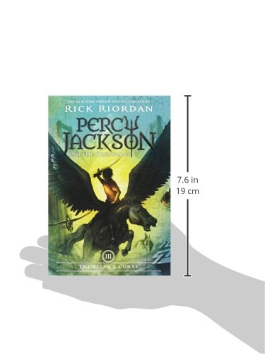 The Titan S Curse Percy Jackson And The Olympians Book 3