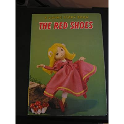 The Red Shoes: A Living Story Book: T. Izawa, S. Hijikata: Amazon.com