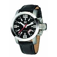 [メタル.シーエイチ]METAL.CH 腕時計 イニシャル ブラック 1120-44 [正規輸入品] 1120-44 メンズ 【正規輸入品】