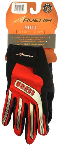 AVENIR MOTO Off Road Full Finger Gloves S Pair Mountain Bike Race Cycling