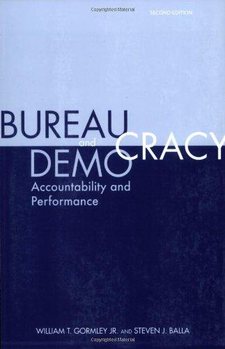 Bureaucracy and Democracy: Accountability and...