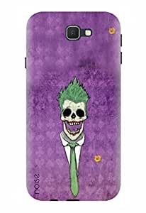 Noise Designer Printed Case / Cover for Samsung Galaxy J5 Prime / Patterns & Ethnic / Joker Design