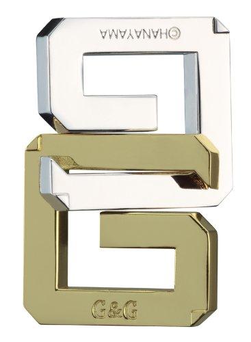 Intellectual three-dimensional puzzle cast puzzle G & G (japan import) - 1