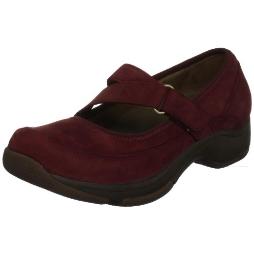 Dansko Women's Kiki Mary Jane ,Wine,38 EU / 7.5-8 B(M) US