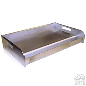 Griddle-Q Size - 21 inches wide