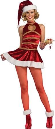 Sexy Santa's Mistress Costume