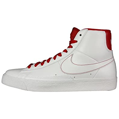 Nike Blazer SP High (White / White-Varsity Red-Midnight Navy) 11 D(M) US