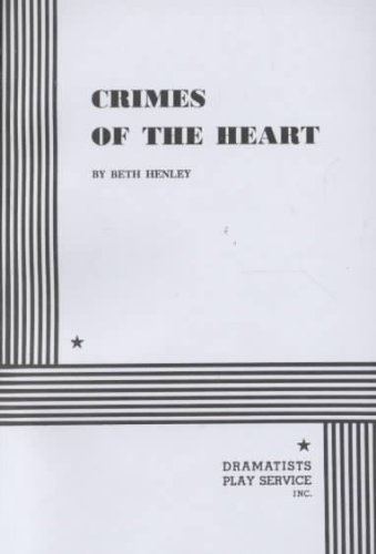 CRIMES OF THE HEART - PLAYBILL - JANUARY 1982