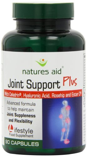 Natures Aid Joint Support Plus 90 Vcaps