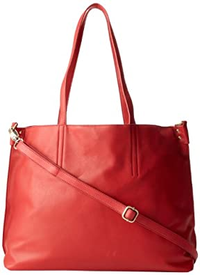 Lucky Brand Cedar LB1111 Travel Tote,Haute Red,One Size
