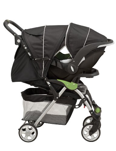 evenflo featherlite 400 stroller with embrace 35 car seat aloe green cheap associated with amazon. Black Bedroom Furniture Sets. Home Design Ideas