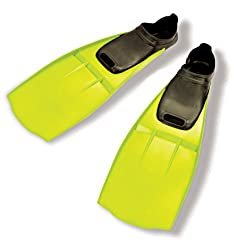 Swimline Voyager Sport Fins Size 6 - 7 (Colors May Vary)